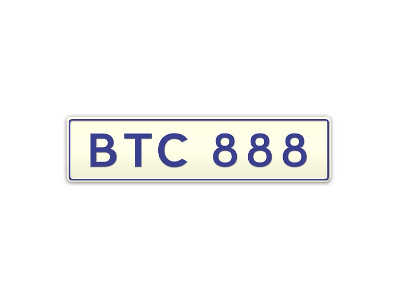 888 bitcoins